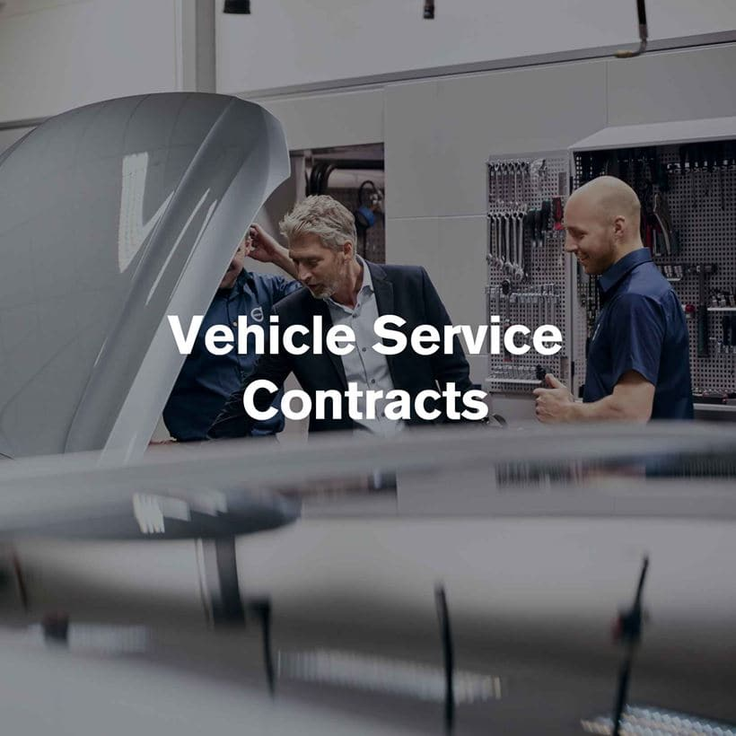 Vehicle Service Contracts